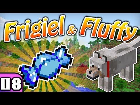 FRIGIEL & FLUFFY : LA FRIANDISE ! | Minecraft - S5 Ep.08 thumbnail