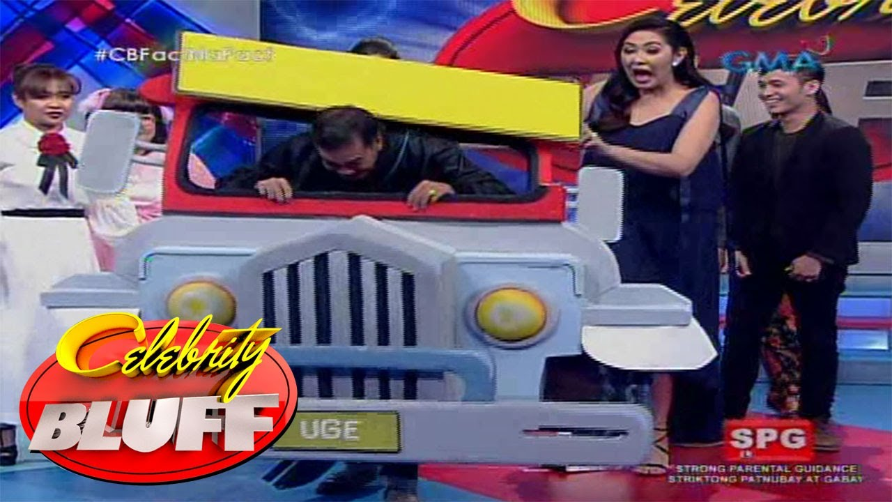 Celebrity Bluff: Road trip gone wrong