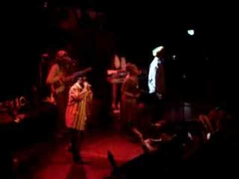 black uhuru live in italy 07_part 4 Video