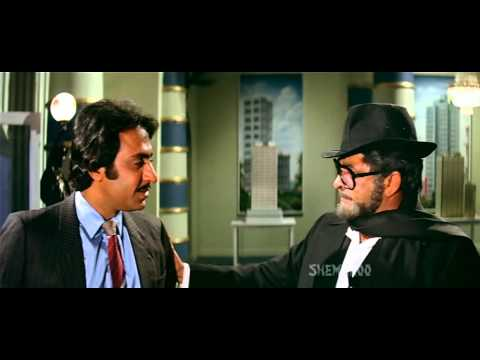 Namak Halaal - Part 5 Of 17 - Amitabh Bachchan - Shashi Kapoor - Hit Comedy Movies video