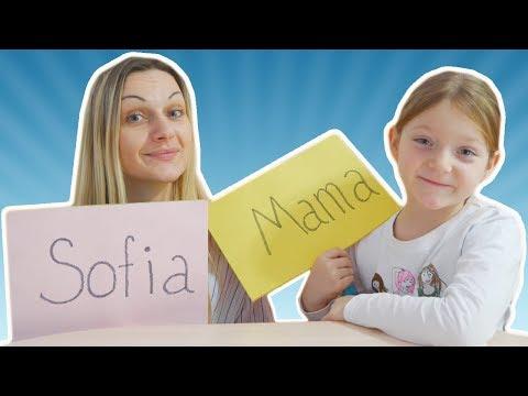 CINE dintre VOI? Challenge MAMA vs SOFIA/ Raspundem la Intrebarile ABONATILOR/ Aflati TOT