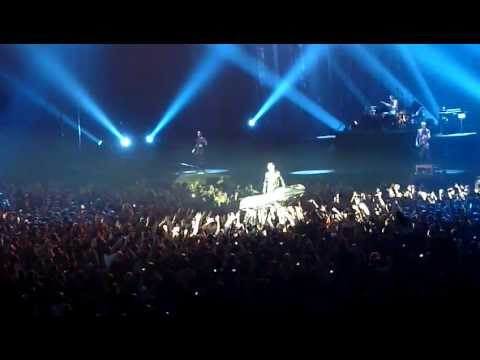 2012 концерт в москве, ск