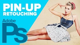 How to Create a Pin-Up Poster in Adobe Photoshop