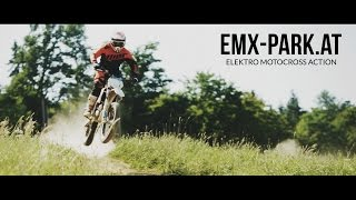 EMX-Park | Elektro Motocross Action | KTM FREERIDE E-XC und OSET Trials