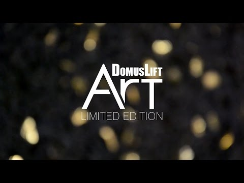 DomusLift Art - Limited Edition