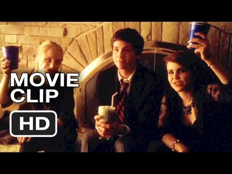 The Perks Of Being A Wallflower Movie CLIP – A Toast To Charlie (2012) – Emma Watson Movie HD