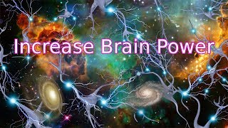 Increase Brain Power, Enhance Intelligence, IQ to improve, Study Music, Binaural Beats