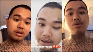 $tupid Young Reacts To China Mac Saying He Wants Smoke He Can Get It & Disses Kid Trunks