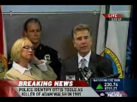 Movie Adam Walsh Adam Walsh Killer Identified