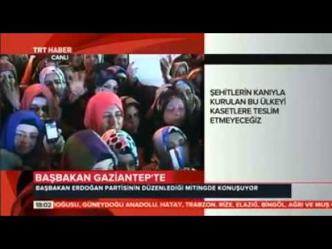 Erdoğan, Berkin Elvan'ı Terörist İlan Etti Annesini de Yuhalattı