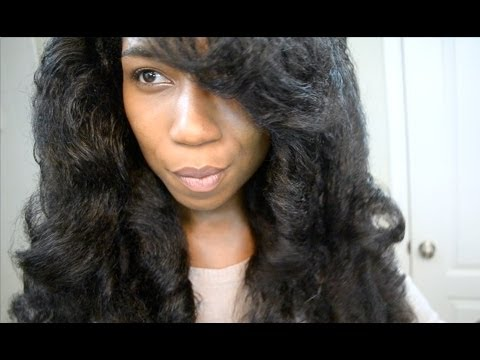 How to Co Wash for Shiny Strong Moisturized Natural Hair