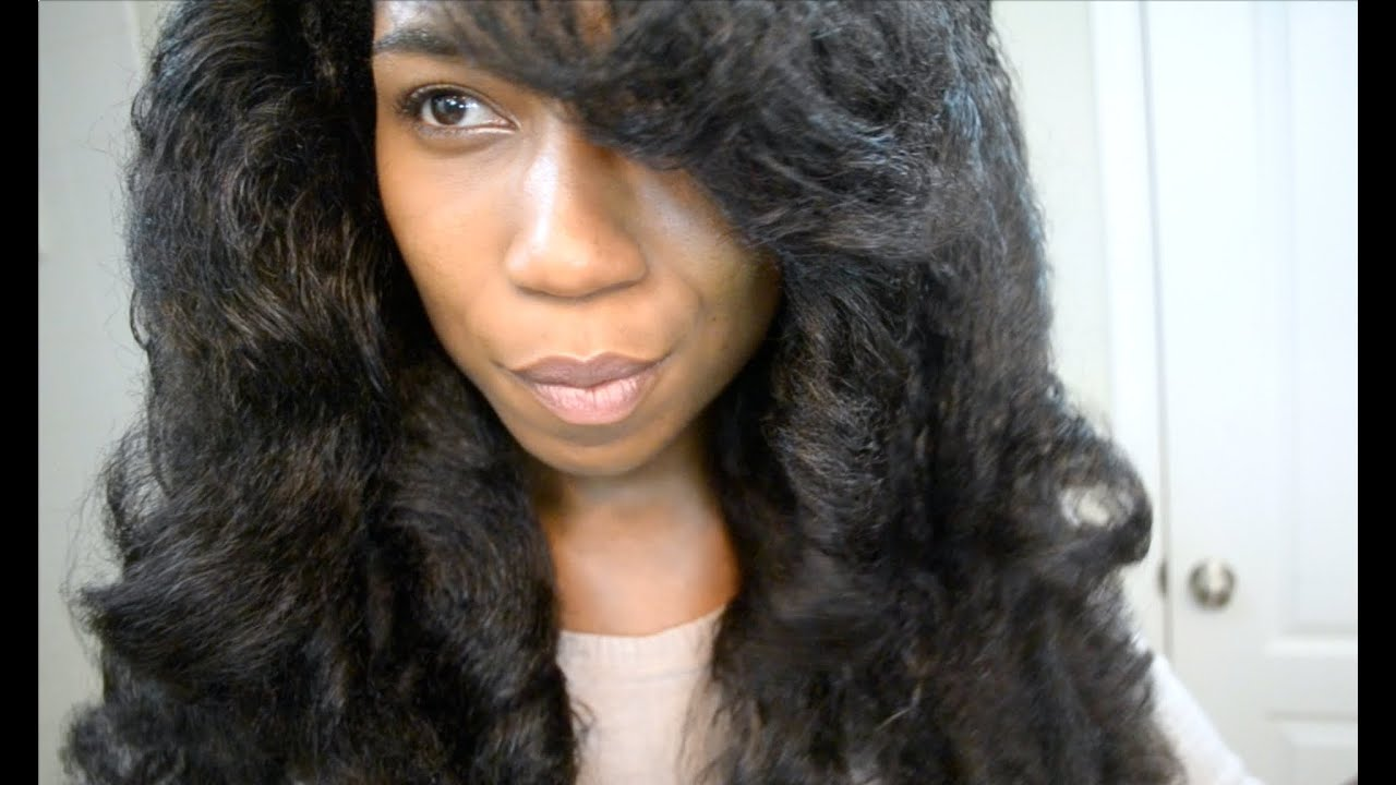 How To Co Wash Black Natural Hair