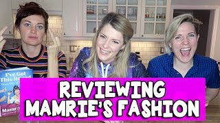 REVIEWING MAMRIE HART