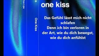 download musica Calvin Harris Dua Lipa - One Kiss Deutsche Übersetzung