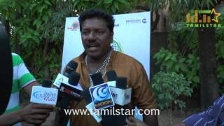 Karunas At Azhagu Kutty Chellam Movie Press Meet