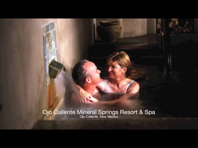 Ojo Caliente Mineral Springs Resort &amp; Spa
