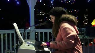 Town Of Grand Falls-Windsor Christmas Tree Lighting  At Church Road Park