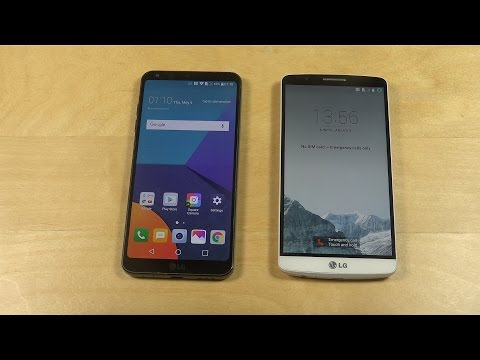LG G6 vs. LG G3 - Which Is Faster?