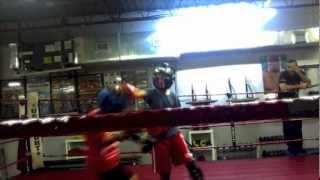 RYAN MMA/KICK BOXING
