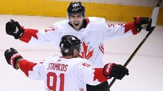 Canada Vs Europe   GAME 2   2016 World Cup of Hockey Final   Highlights   CANADA WINS