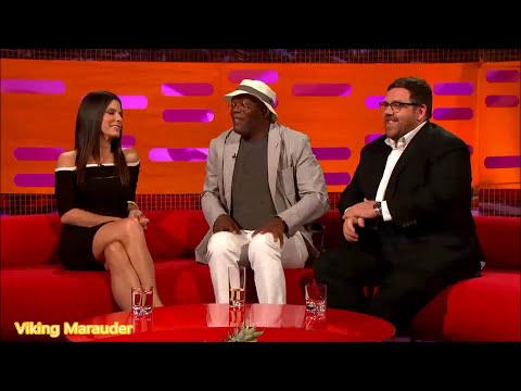 The Graham Norton Show - S13E13 - Sandra Bullock, Samuel L. Jackson & Nick Frost - 28th June 2013