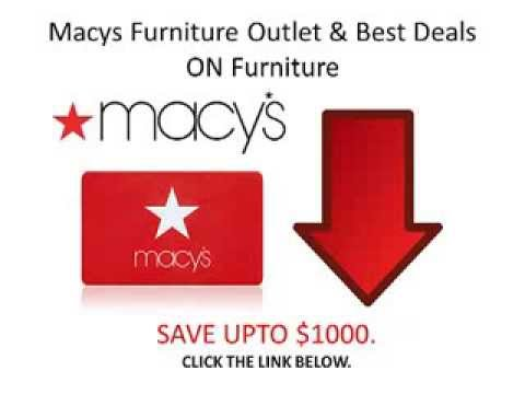 Macys Furniture Outlet Tampa Youtube