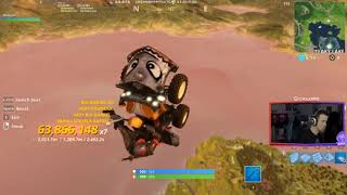 DrLupo Trick Points World Record 65 Million!! (Fortnite Battle Royale)