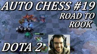 ROAD TO ROOK RANK AUTO CHESS   Gameplay Commentary