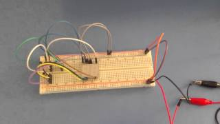 2 digit 7 segment display 01 yazma