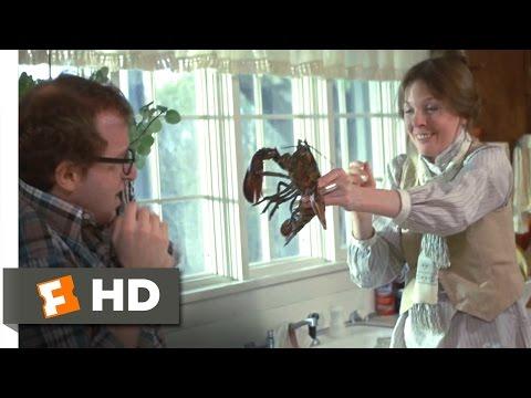 Annie Hall (4/12) Movie CLIP - Cooking Lobster (1977) HD