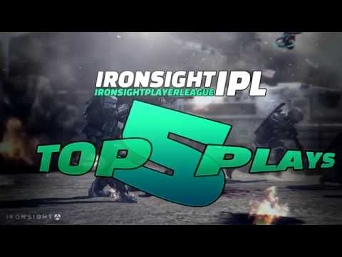 IronsightIPL top 5 plays of the week