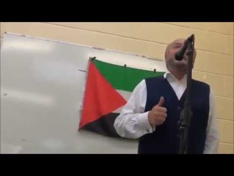 George Galloway speech on Gaza/Israel war - 2nd August 2014