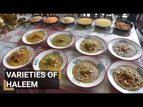 The Haleem Craze with 11 Varieties