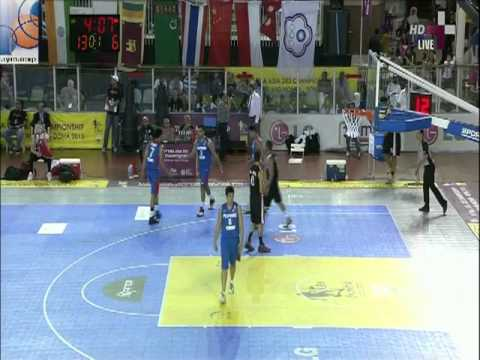 Jordan vs Philippines (FIBA Asia 3X3 Championship 2013 / QF)