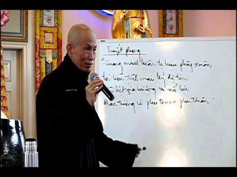 Pháp Thoại (Giảng Tại Chùa Phật Tổ, 12/2012)