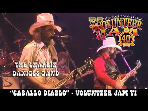 Charlie Daniels Band - Caballo Diablo