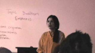Donna Quesada. Buddhism: Emptiness. (Intro.Music.Meditation) 0/5