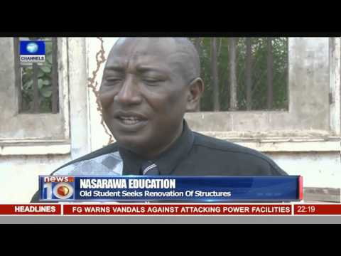 News@10: NNPC Refoms & The Future Of The Oil Industry 24/04/16 Pt. 2