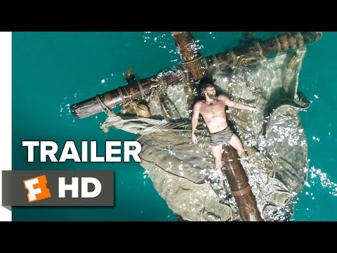 Ben-Hur Official Trailer 3 (2016) - Jack Huston Movie