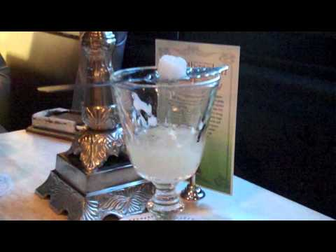How To Taste Absinthe