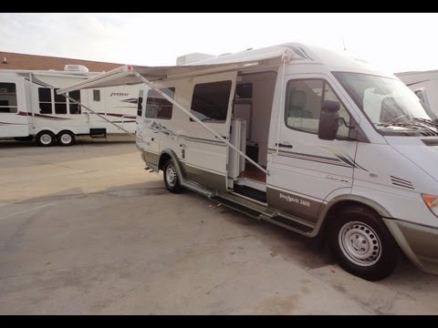 Leisure Travel FreeSpirit 210B Class B RV   Used Class B RVs For Sale