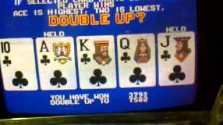 VIDEO POKER ROYAL FLUSH JAVIS
