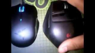 Razer Orochi and Razer Kabuto- Complete Review with comparison to logitech G9
