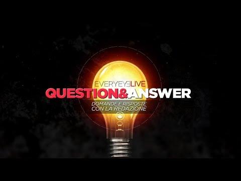 GDC 15 Q&A - Everyeye.it Live Streaming