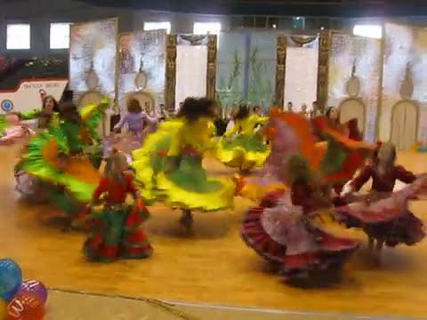 Liesti dansuri tiganesti