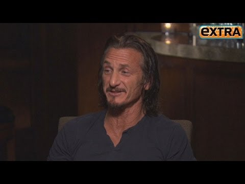 Sean Penn on Love and His Work with Haiti