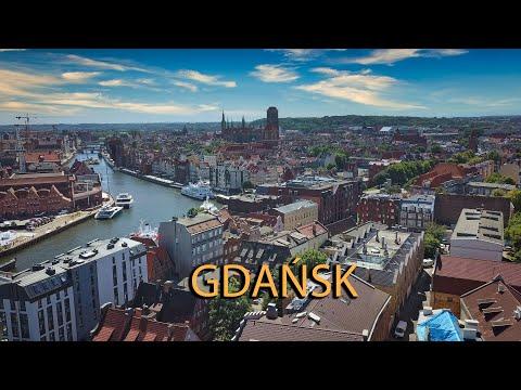 Gdańsk Z Drona