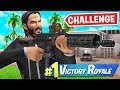 THE JOHN WICK HOUSE ONLY CHALLENGE!
