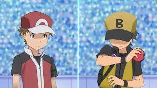 Pokemon Battle USUM: Red Vs Brogamerchannel (Pokémon Origins)