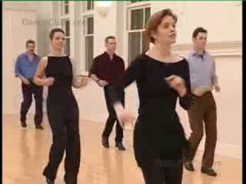 Salsa Basic Steps full class finale routine to music 22/22